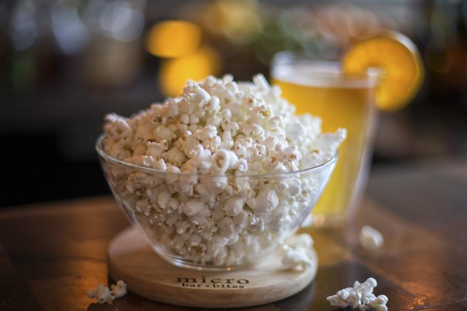 Micro duck fat popcorn take 4